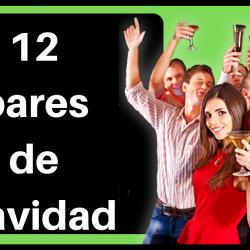 12 bares de navidad