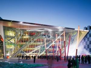 Board Gáis Energy Theatre: Teatro