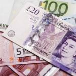 Dinero en Irlanda