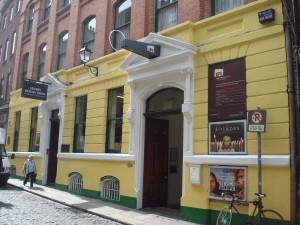 Irish Film Centre Cinema Dublin