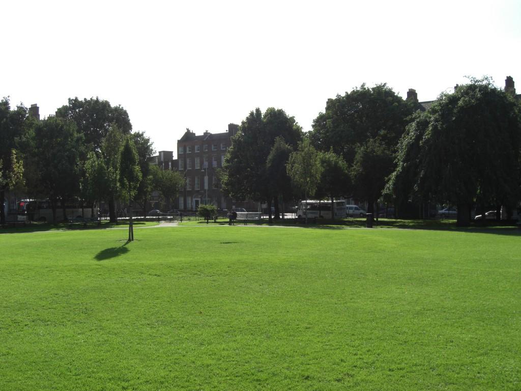 Mountjoy Square