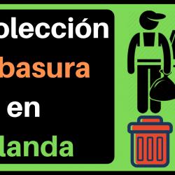 Recolección de basura en Irlanda