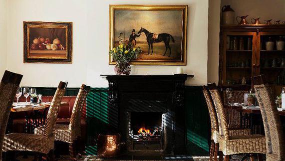 The Ballymore Inn, County Kildare ofrecido por The Ballymore Inn