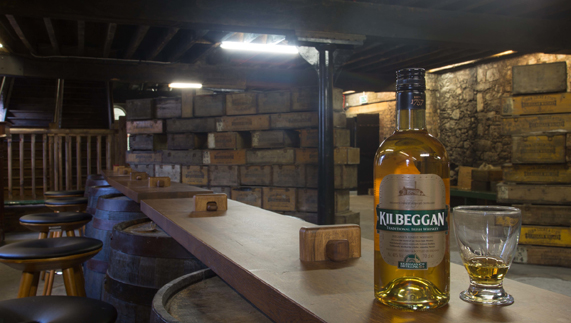 The Kilbeggan Whiskey Experience, County Westmeath ofrecido por Kilbeggan Whiskey
