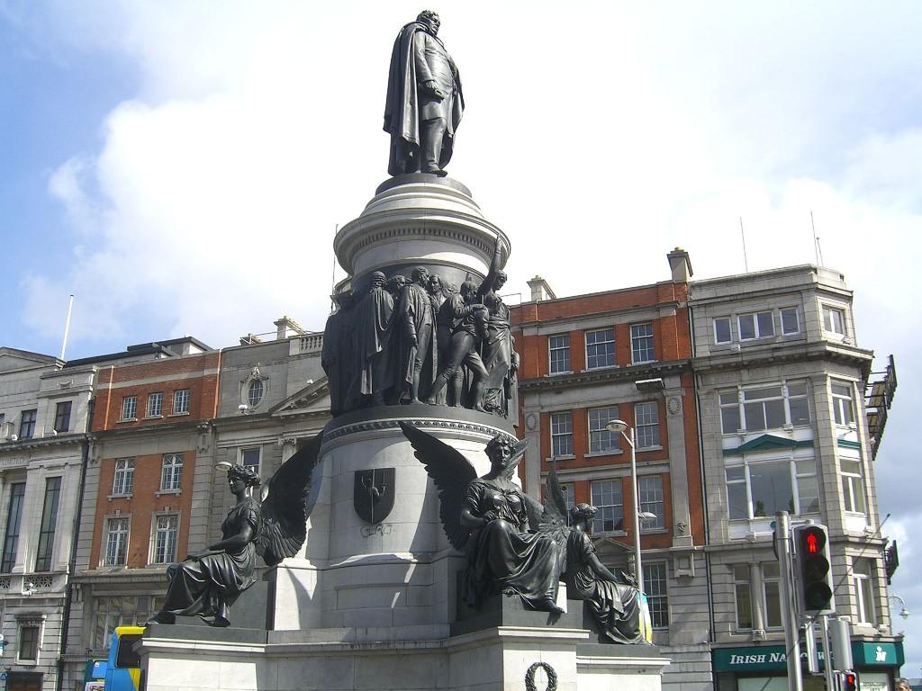 Monumento a Daniel O'Connell