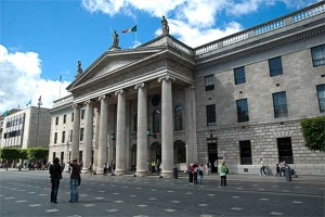 General Post Office O'Connell Street