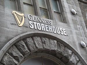 La Guinness Storehouse