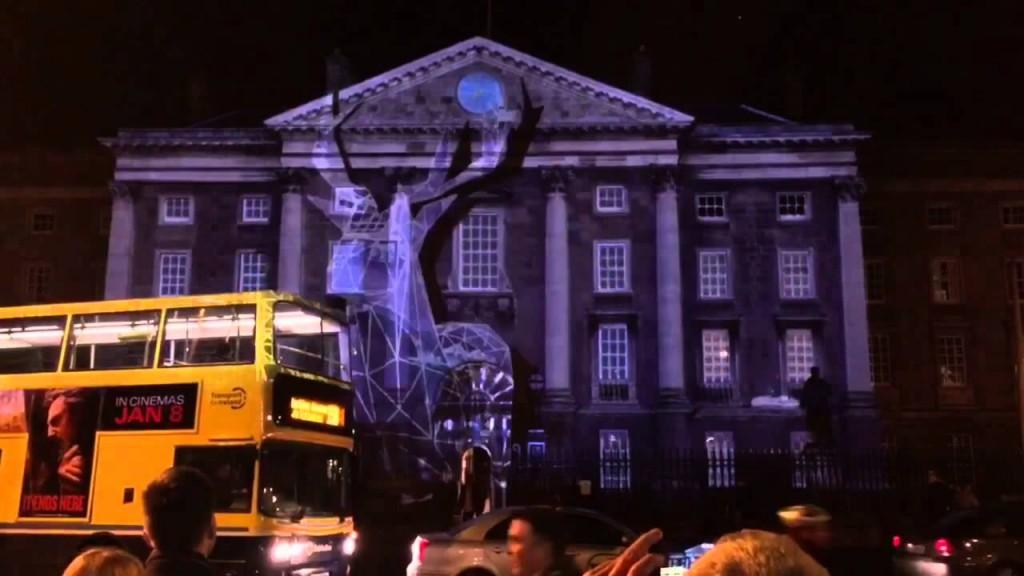 Año nuevo en Irlanda - Feriado