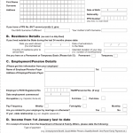 FORM 12A – Tax Credit Certificate