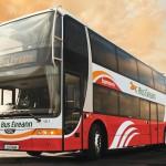 Viajar por Irlanda en autobús