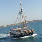 Viajar en barco por Irlanda