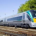 Viajar en tren por Irlanda