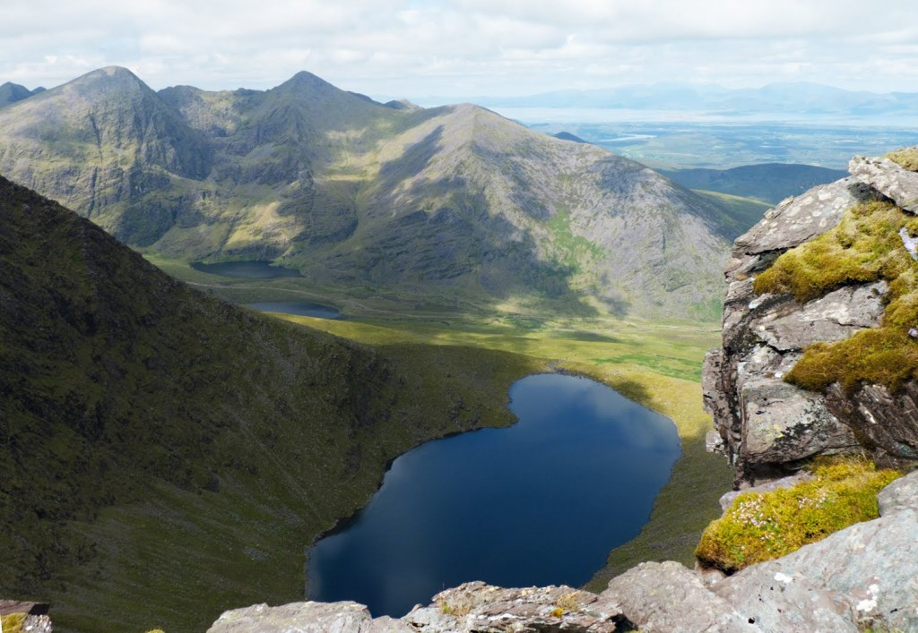 MacGillycuddy's Reeks - Montañas