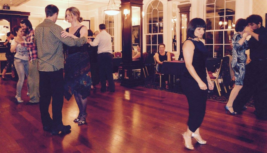 Tango en Irlanda