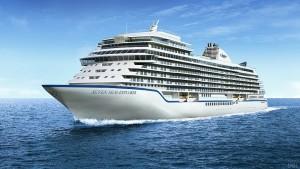 Viaje en un crucero desde Europa