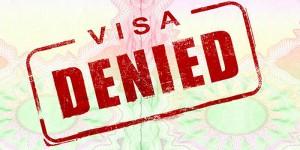 Razones para que te nieguen la visa