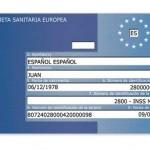 Tarjeta sanitaria europea | Concepto y datos elementales