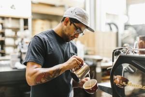 Trabajar de barista en Irlanda