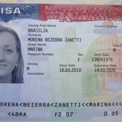 Visa para USA desde Irlanda
