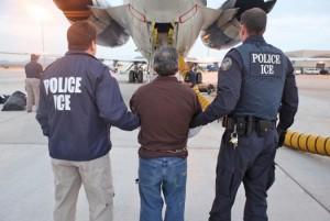 Latinos deportados de Irlanda