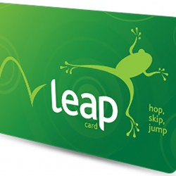 Leap Card en Irlanda