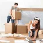 Mudarse de un apartamento a una casa en Irlanda