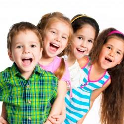 Niños en Irlanda