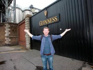 Primeros meses en Dublín