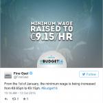Salario mínimo en Irlanda | ¿Cuánto gana un estudiante?