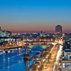 Conseguir alojamiento en Dublín