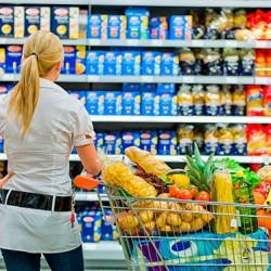 Ir al supermercado en Irlanda