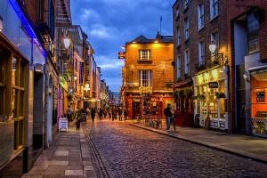 Lugares turísticos en Dublín