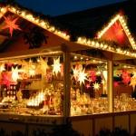 Luces, música y aromas de Navidad en los… Christmas Market!