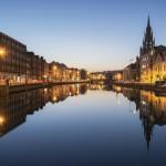 Conoce las mejores ciudades para vivir en Irlanda