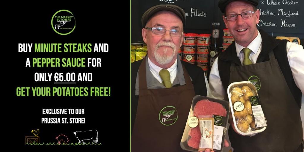 Cortes de Carne Argentino en Irlanda