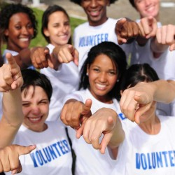 Voluntario en Irlanda