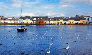 ciudad favorita en Irlanda
