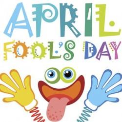 April Fools' Day: ¡Inocente, inocente!