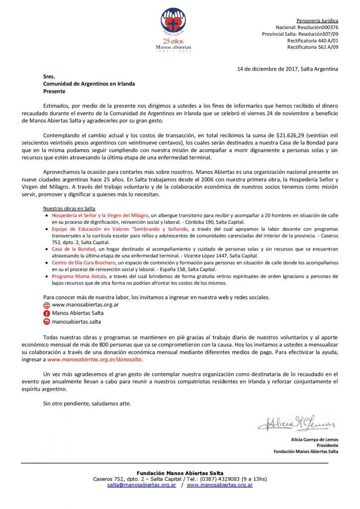 Carta agradecimiento_Comunidad de Argentinos en Irlanda-page-001