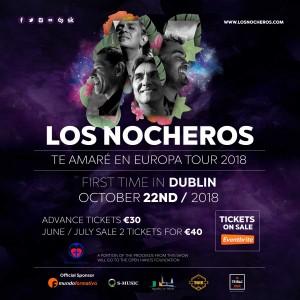Los Nocheros en Dublin