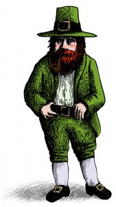 Numerosos testigos aseguran haber visto Leprechauns en Irlanda