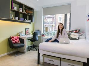 Residencias de estudiantes en Dublín