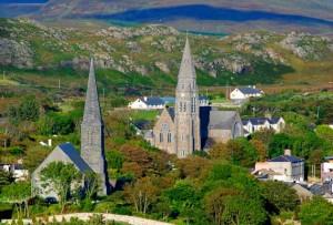 Clifden, capital de Connemara. Más allá del parque natural
