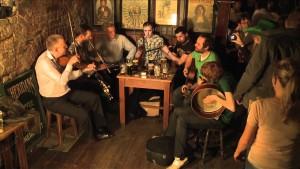 La música en Irlanda