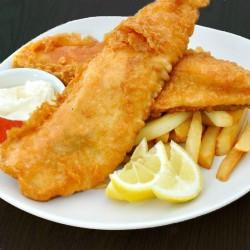 Los mejores fish and chips en Irlanda